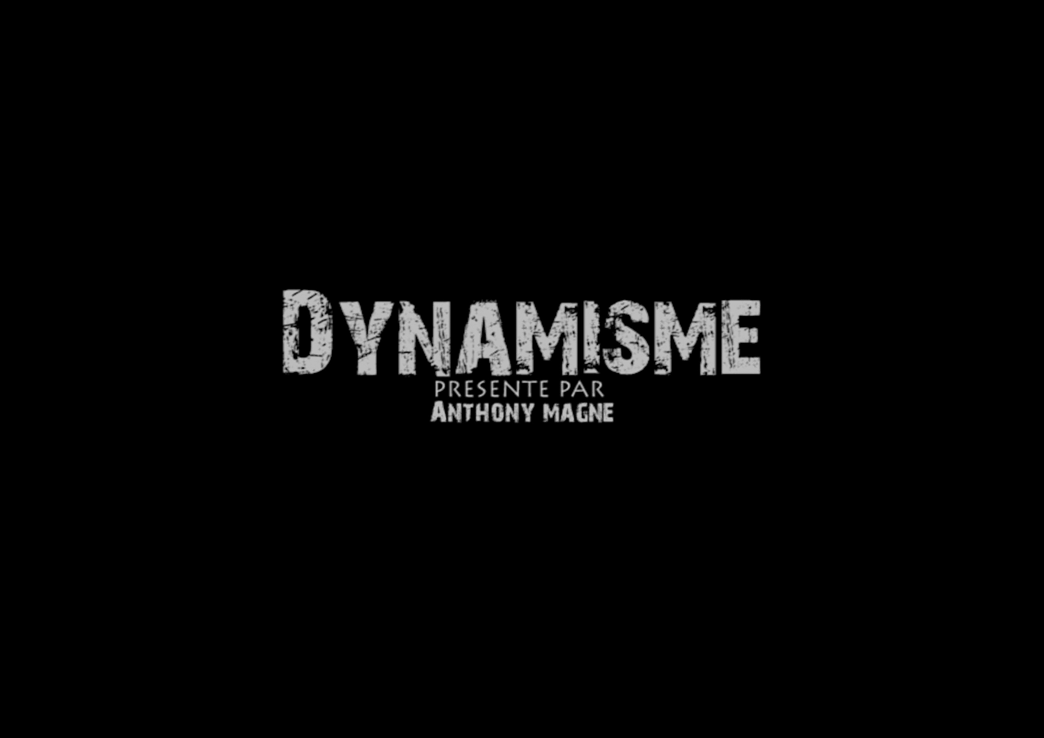 Dynamisme – Autoportrait – 2014