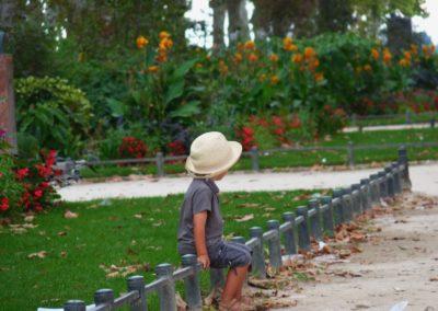 L'Enfant au chapeau - Montpellier (34)